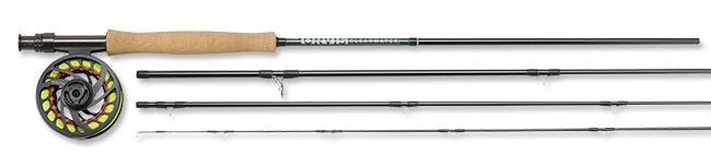 Orvis Clearwater - Trout Rods from W. W. Doak