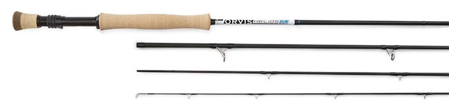 Orvis Helios 3D Salmon Rods from W. W. Doak