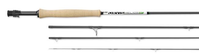 Orvis Helios 3F Trout Rods from W. W. Doak
