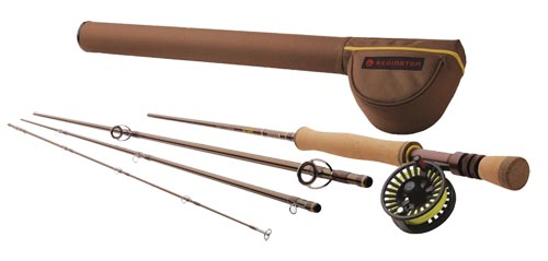 Redington Path - 4 Piece Trout Outfit from W. W. Doak