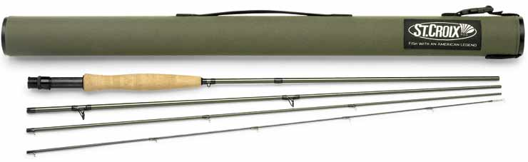 St. Croix Avid Fly Rod from W. W. Doak