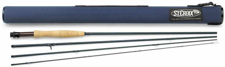 St. Croix Reign Fly Rod from W. W. Doak