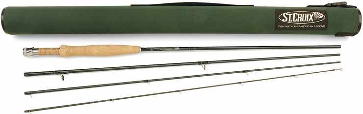St. Croix Legend Ultra Fly Rod from W. W. Doak