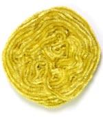 Danville Chenille<br>#163 - Gold from W. W. Doak
