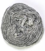 Danville Chenille<br>#31 - Grey from W. W. Doak