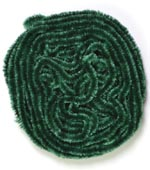 Danville Chenille<br>#585 - Forest Green from W. W. Doak