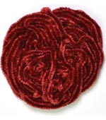 Danville Chenille<br>#59 - Dark Red from W. W. Doak