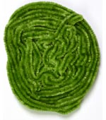 Danville Chenille<br>#67 - Insect Green from W. W. Doak