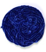 Danville Chenille<br>#89 - Royal Blue from W. W. Doak
