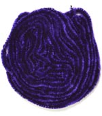 Danville Chenille<br>#92 - Purple from W. W. Doak
