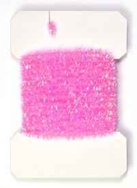 Krystal Chenille<br>Fl. Pink from W. W. Doak
