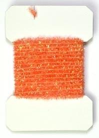 Krystal Chenille<br>Hot Orange from W. W. Doak