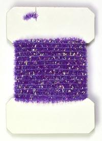 Krystal Chenille<br>Purple from W. W. Doak