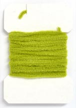 Medium Chenille<br><em>Worm Green</em> from W. W. Doak