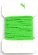 Micro Chenille<br><em>Fluorescent Green</em> from W. W. Doak