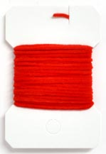 Micro Chenille<br><em>Red</em> from W. W. Doak