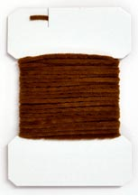 Standard Chenille<br><em>Brown</em> from W. W. Doak