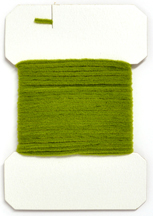 Standard Chenille<br><em>Caddis Green</em> from W. W. Doak