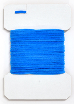 Standard Chenille<br><em>Kingfisher Blue</em> from W. W. Doak