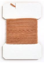 Standard Chenille<br><em>Worm Brown</em> from W. W. Doak