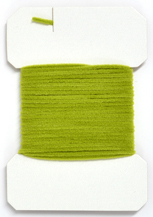 Standard Chenille<br><em>Worm Green</em> from W. W. Doak