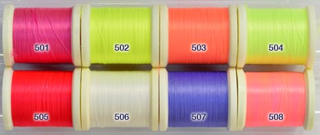 Danville Fluorescent Nylon Stretch from W. W. Doak