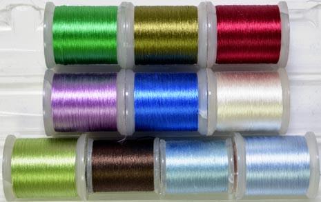 Lagartun French Silk Floss from W. W. Doak