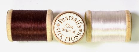 Pearsall's Stout Silk Floss from W. W. Doak