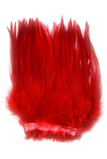 "Strung Cock Saddle<br>Hackle 5"" - 6"" from W. W. Doak"