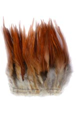 "Strung Cock Saddle<br>Hackle 6"" - 7"" from W. W. Doak"