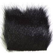 Calf Body Hair<br>Black from W. W. Doak