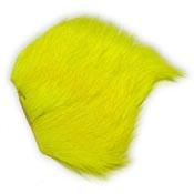 Calf Body Hair<br>Fluorescent Yellow from W. W. Doak