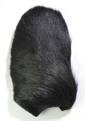 Deer Body Hair<br>Black from W. W. Doak