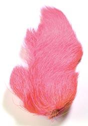 Deer Body Hair<br>Dark Pink from W. W. Doak
