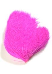 Deer Body Hair<br>Fluorescent Pink from W. W. Doak