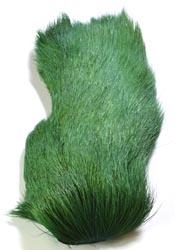 Deer Body Hair<br>Forest Green from W. W. Doak