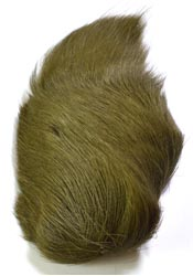 Deer Body Hair<br>Olive from W. W. Doak