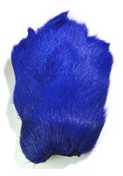 Deer Body Hair<br>Royal Blue from W. W. Doak