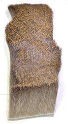 Deer Hair Strip<br>Natural from W. W. Doak
