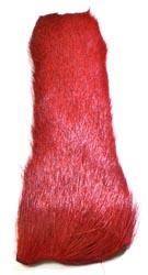 Deer Hair Strip<br>Red from W. W. Doak