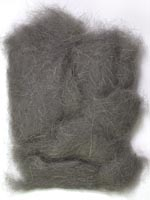 Rabbit Fur Dubbing<br>Adam's Gray from W. W. Doak