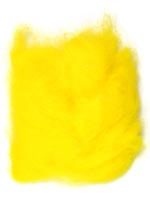 Rabbit Fur Dubbing<br>Bright Yellow from W. W. Doak
