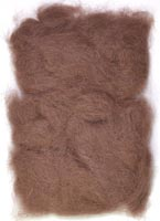Rabbit Fur Dubbing<br>Brown from W. W. Doak