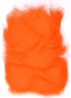 Rabbit Fur Dubbing<br>Hot Orange from W. W. Doak