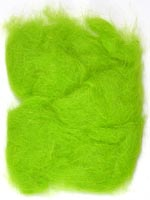 Rabbit Fur Dubbing<br>Insect Green from W. W. Doak