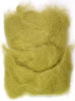 Rabbit Fur Dubbing<br>Olive from W. W. Doak