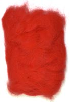 Rabbit Fur Dubbing<br>Red from W. W. Doak