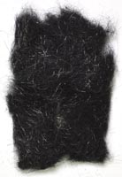 Hare's Ear Plus<br>Black from W. W. Doak