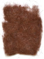 Hare's Ear Plus<br>Reddish Brown from W. W. Doak