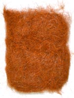 Hare's Ear Plus<br>Rusty Orange from W. W. Doak